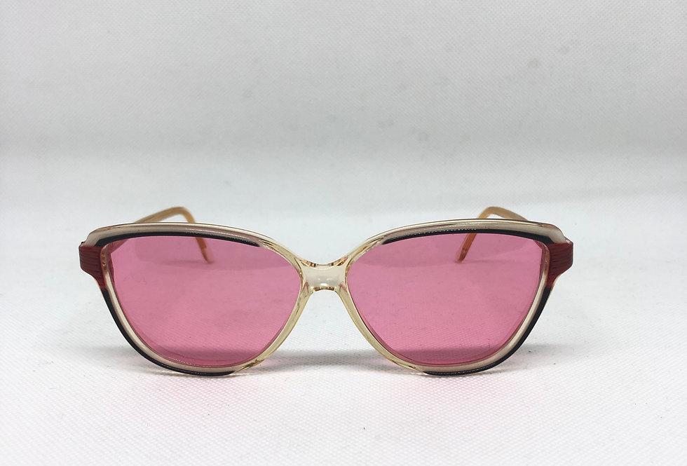 VALENTINO 101 a1 52 16 vintage sunglasses DEADSTOCK