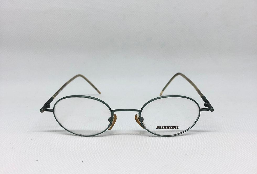 MISSONI m 429 pg4 135 vintage glasses DEADSTOCK