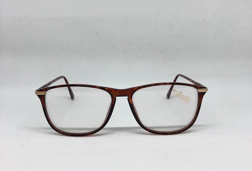 SILHOUETTE m 2748 /20 c 1988 55 15 135 vintage glasses DEADSTOCK