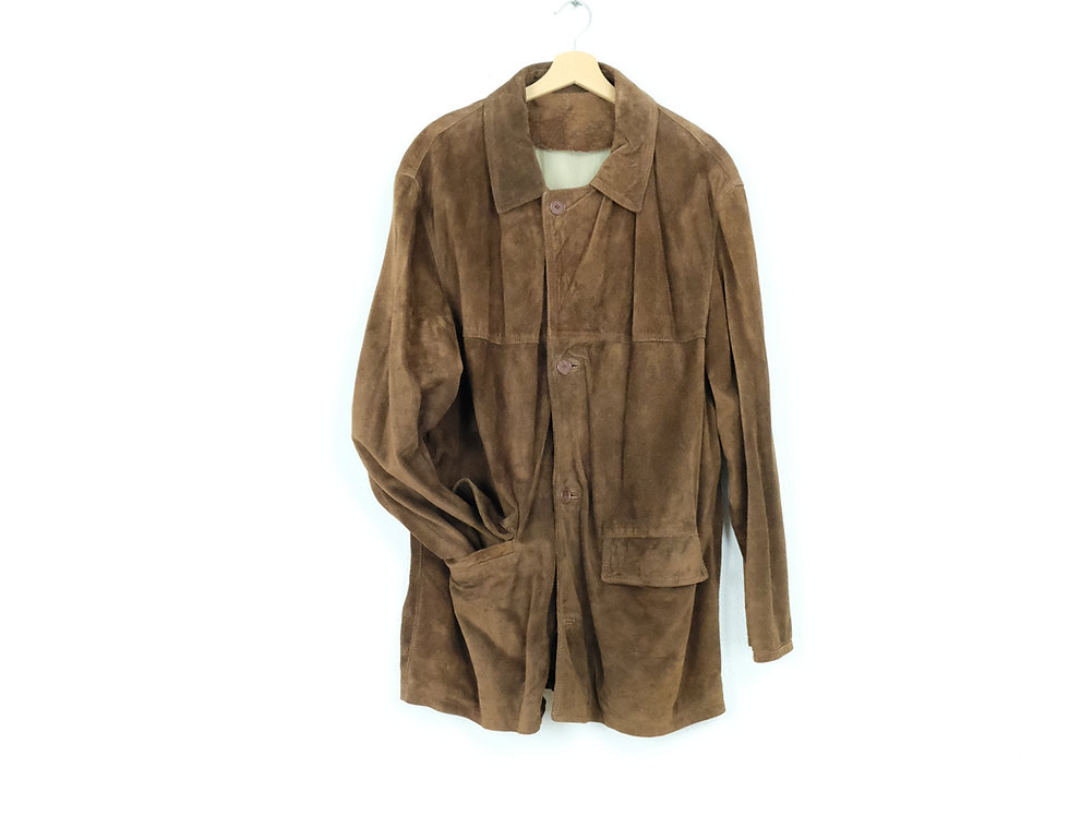 giacca-pelle-scamosciata-renna-oversize-vintage