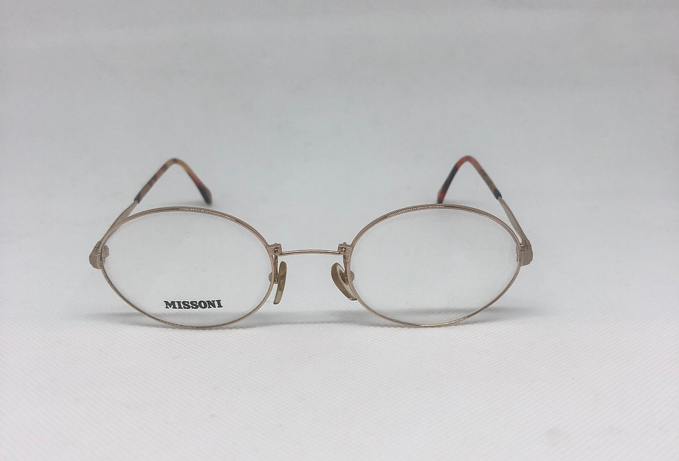 MISSONI m 426 002 140 vintage glasses DEADSTOCK
