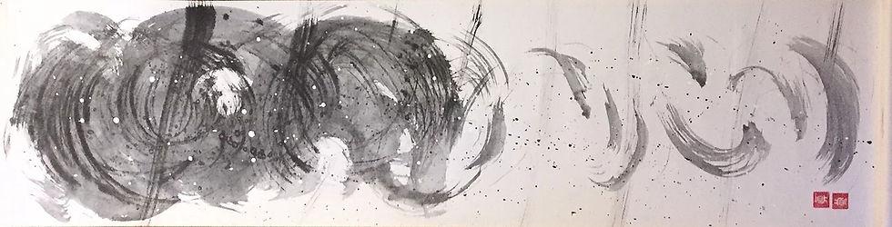 peinture de Makiko Takei