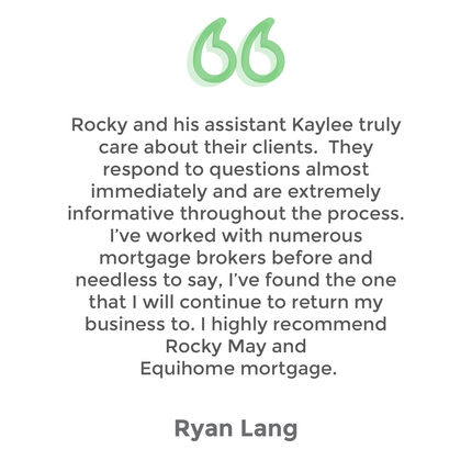 Testimonial Ryan Lang