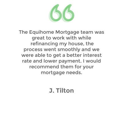 Testimonial J. Tilton