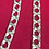 Thumbnail: 14K gold diamond cut , rope and several style chains.