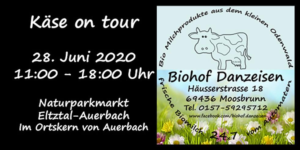 Käse on Tour - Naturparkmarkt Eltztal-Auerbach