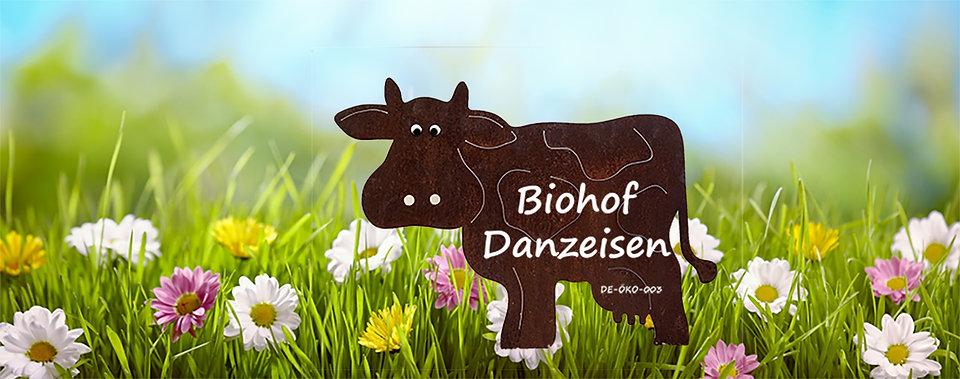 Biohof Danzeisen Milchtankstelle Direktvertrieb Bio Produkte