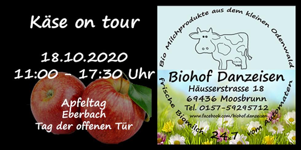 Käse on Tour - Eberbacher Apfeltage