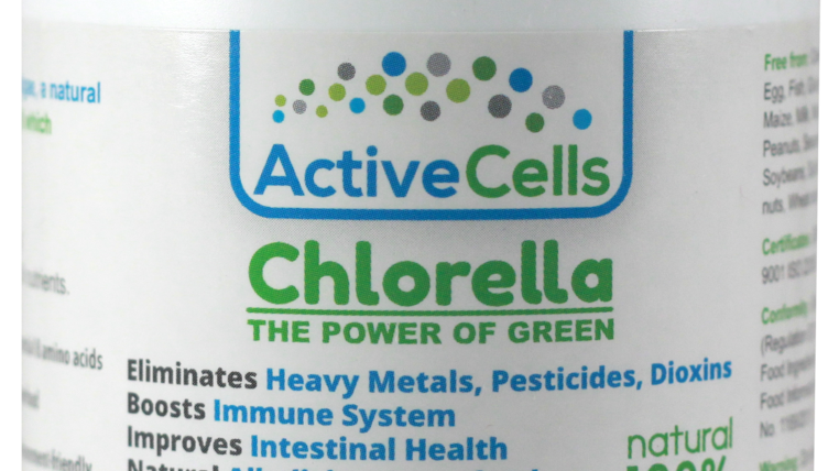 Chlorella Tablets, 334 tablets 100g