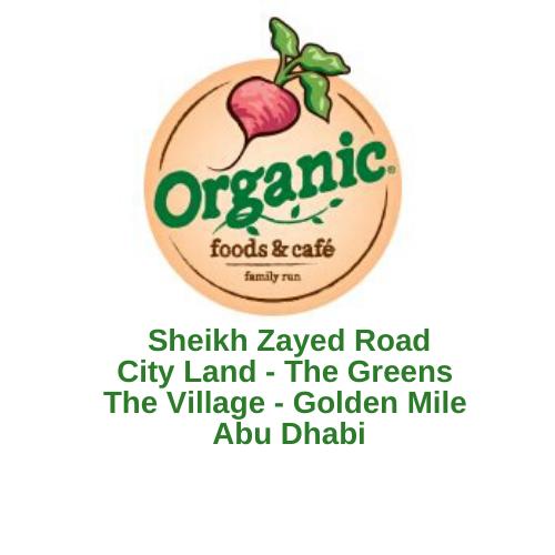 Organic Foods&Cafe