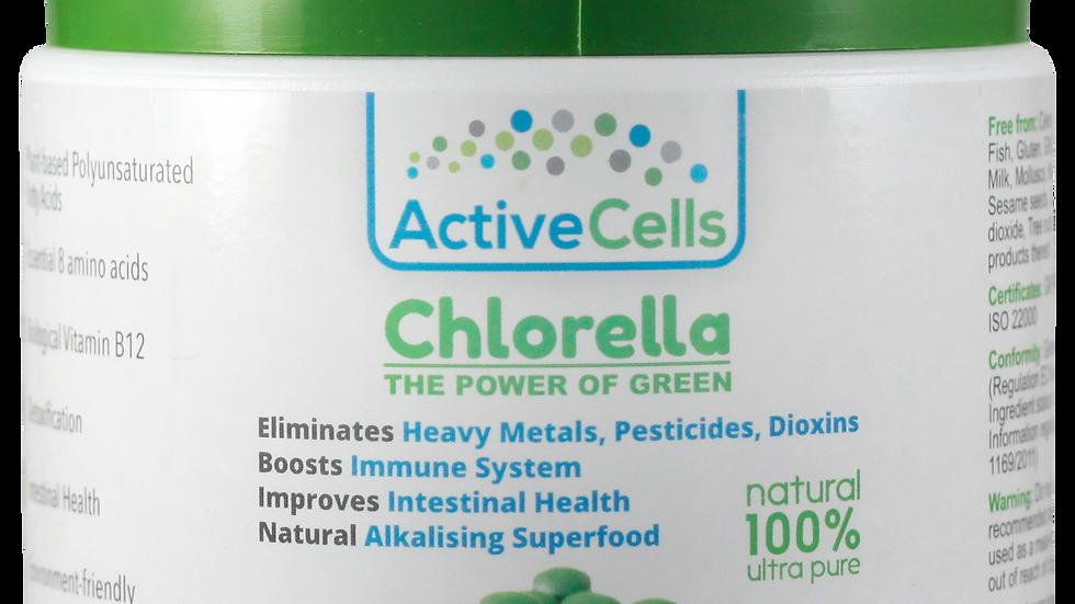 Chlorella Tablets 1,167 tablets 350g