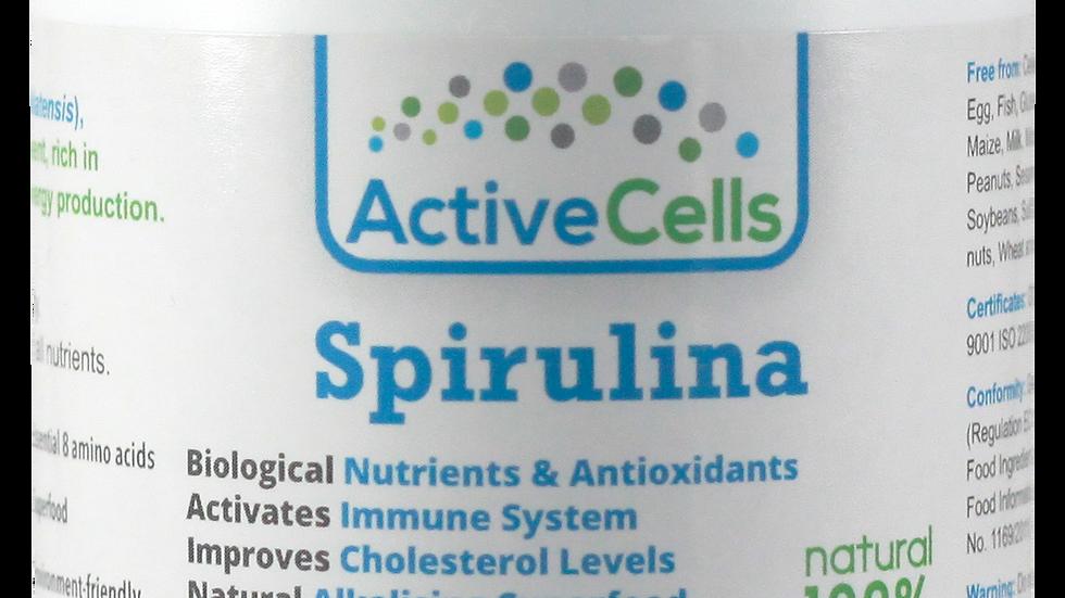 Spirulina Tablets 334 tablets 100g