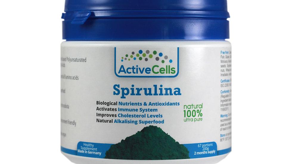 Spirulina Powder 67 portions 200g