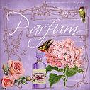Vintage-Bird-Elegant-Rose-Parfum-Flowers