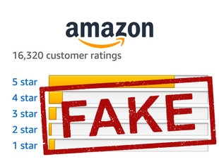 A recent data breach exposed thousands of fake reviews on Amazon