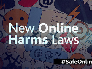 If a new online safety bill is passed in parliament, tech firms could be fined over harmful content