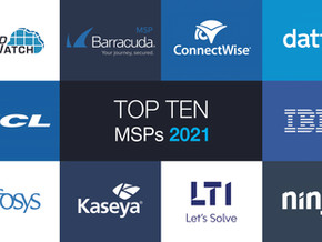 Top 10 Managed Service Providers (MSPs) in 2021