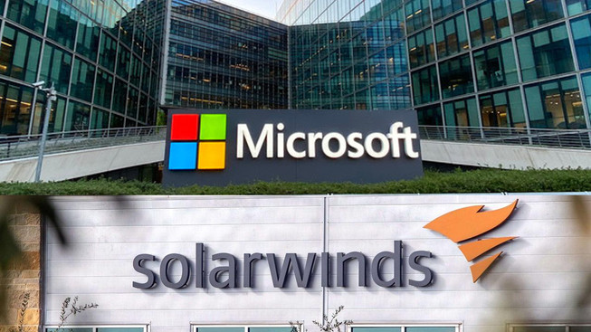Three new security plunders: Microsoft said it's the same group behind SolarWinds hack