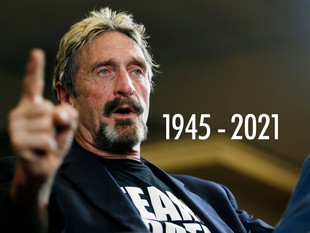 John McAfee, antivirus pioneer, found dead in his Spanish prison cell awaiting extradition to US