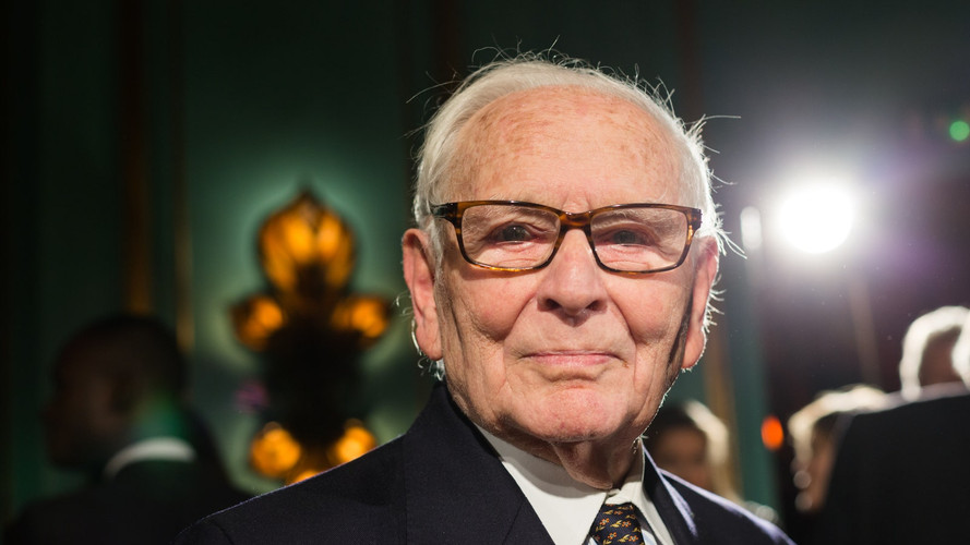 Pierre Cardin Is the Subject of a New Documentary