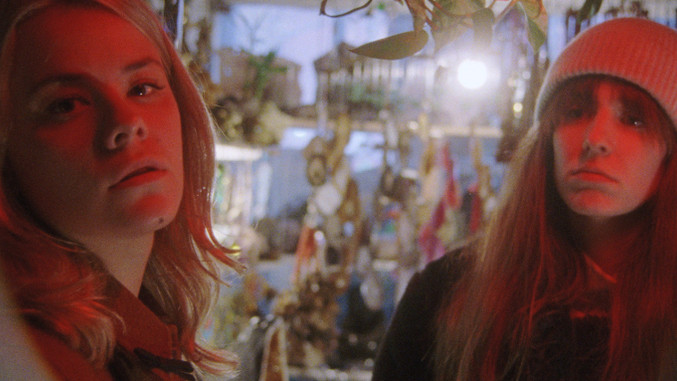 Shudder & Utopia Pick Up Dasha Nekrasova's Jeffrey Epstein-Inspired Horror 'The Scary Of Sixty-First'