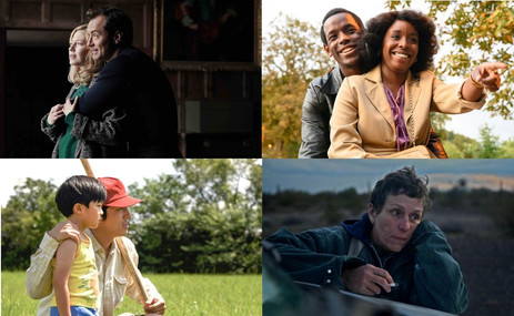 The Ten Best Films of 2020