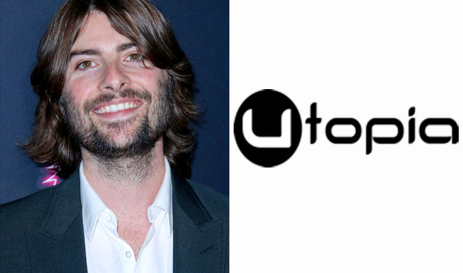 "Robert Schwartzman Launches ""Filmmaker First"" Utopia Distribution Company In Time For SXSW"