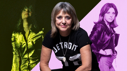 Rock pioneer Suzi Quatro on Happy Days and giving Alice Cooper a black eye