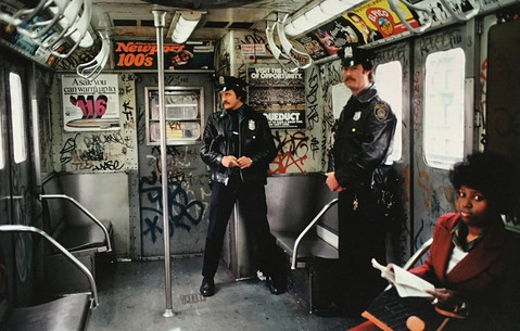 Martha Cooper is the photographer documenting decades of NYC graffiti