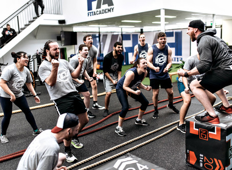 Melbourne City Wrestling Partnership with FIT ACADEMY