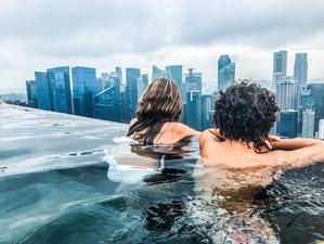 SINGAPOUR / DOHA