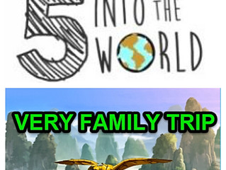 VeryFamilyTrip & 5intotheworld United