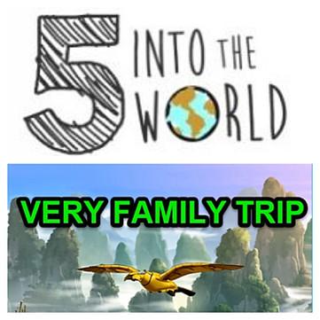 VeryFamilyTrip & 5intotheworld United