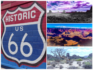 From California to Utah