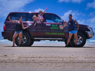 Fraser Island / Sunshine Coast