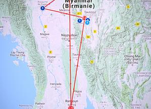 MYANMAR - LE BILAN