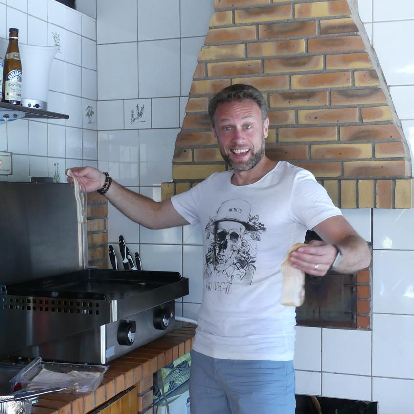 Chef Luciano !