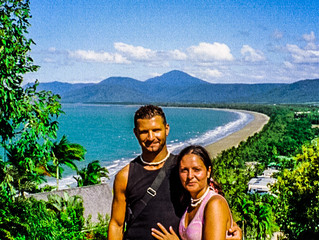 WELCOME (BACK) TO AUSTRALIA