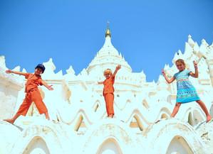 Mandalay / Yangoon