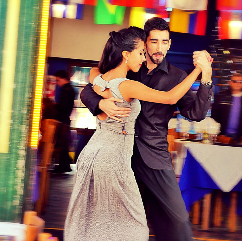 Vamo col Tango