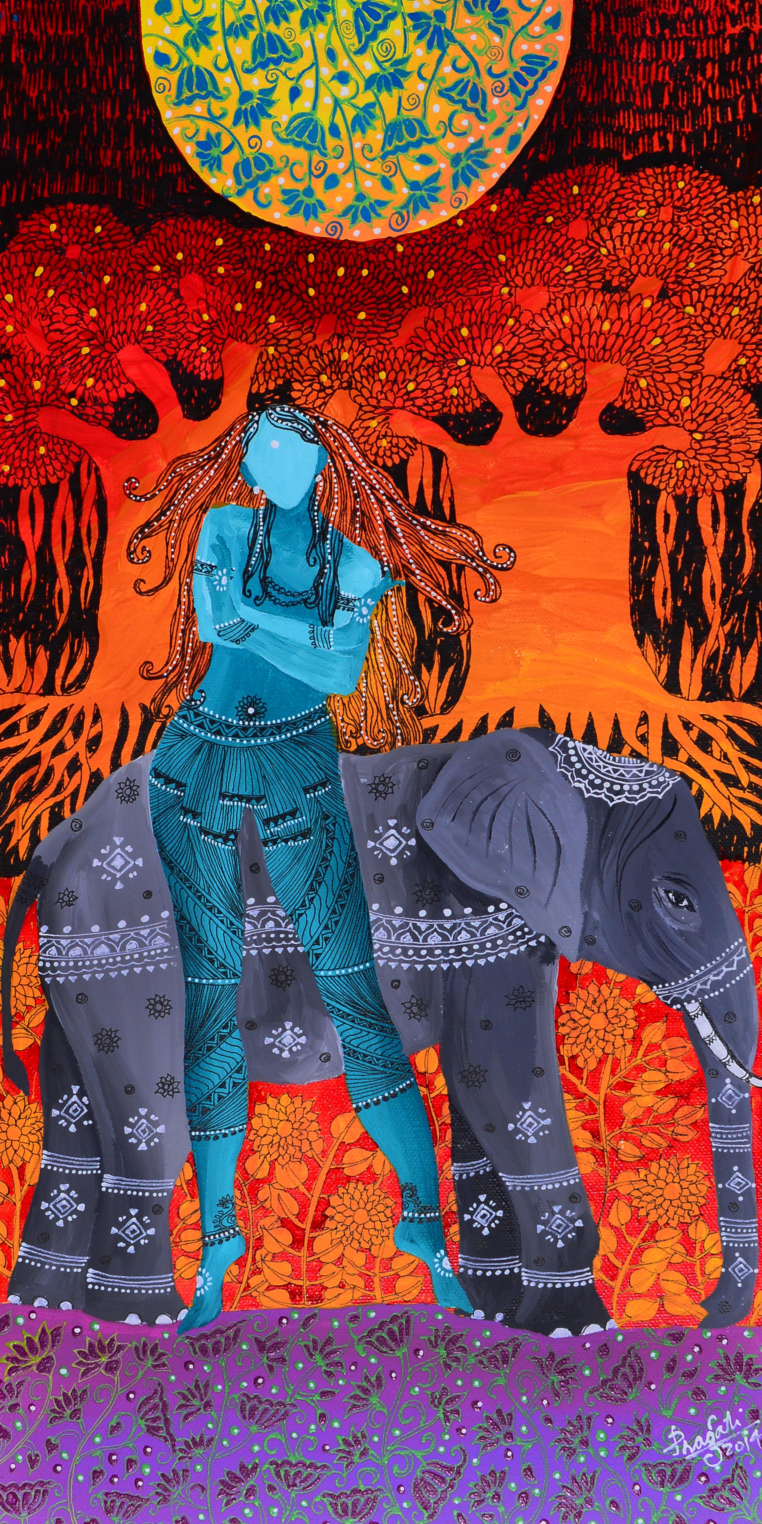 My Mitra: Elephant