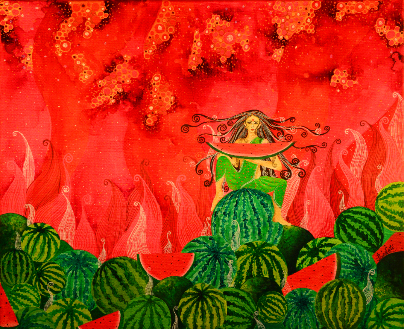 Watermelon Fairy