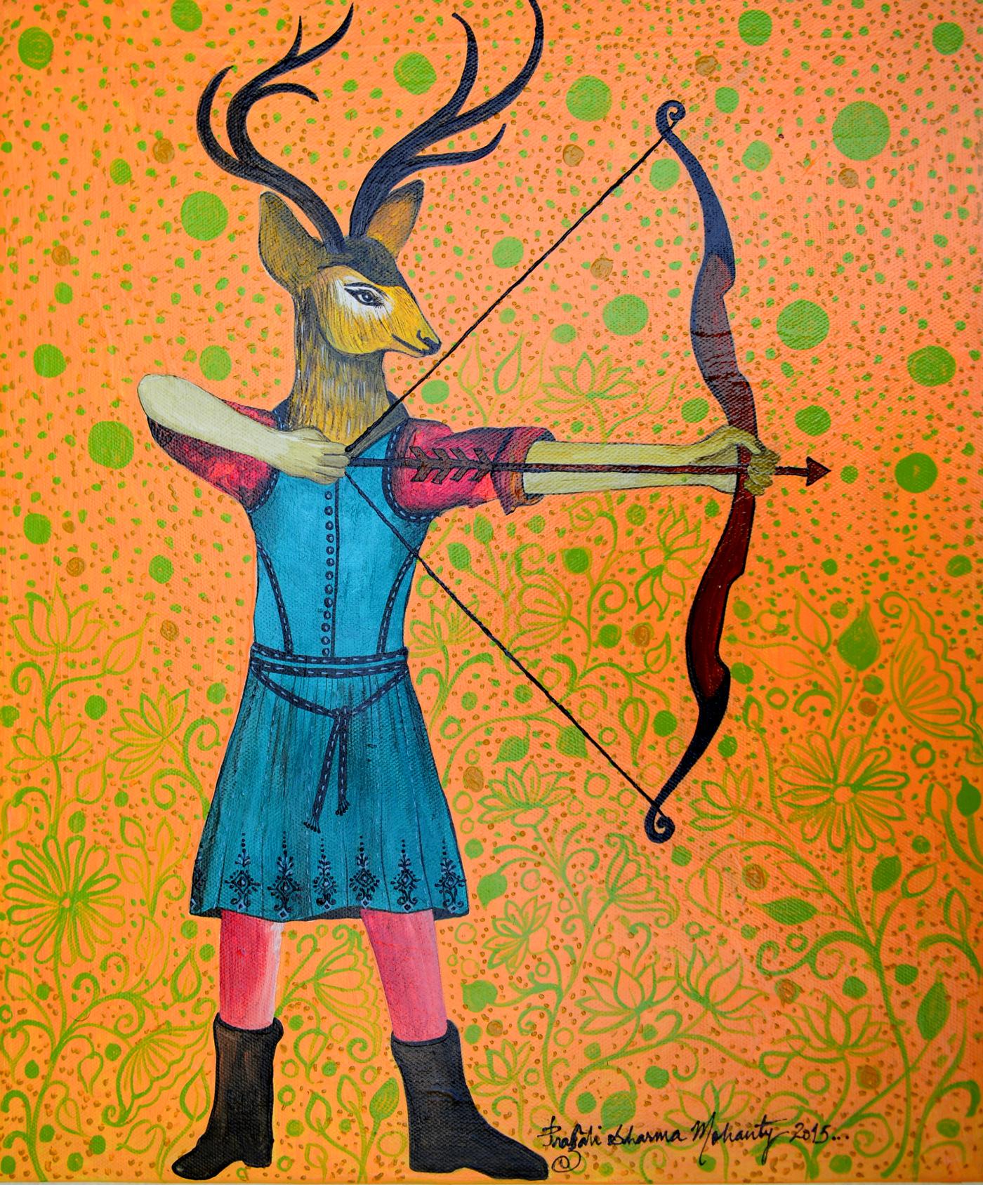 Deer Soldier