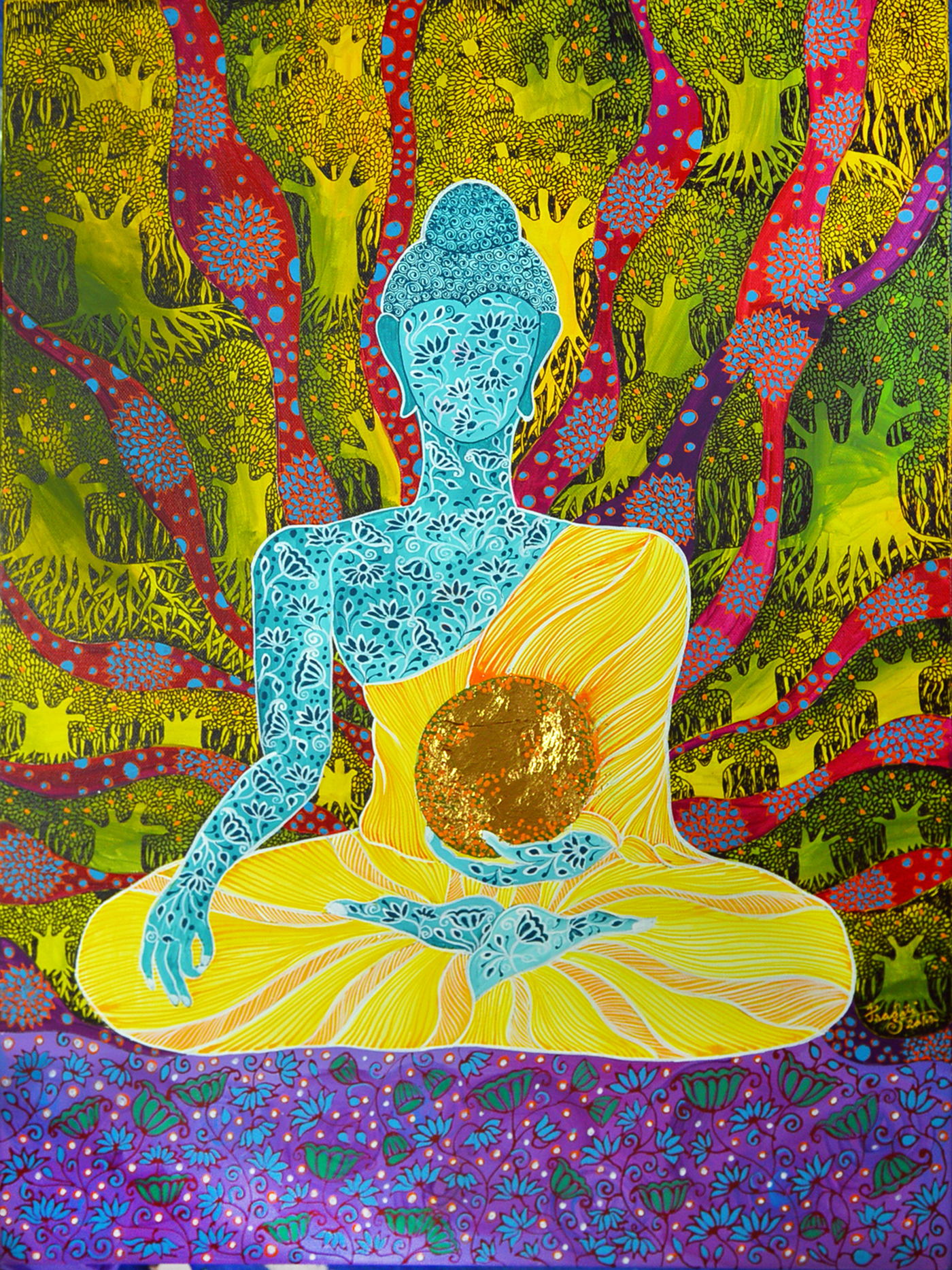 Buddha and the Universe