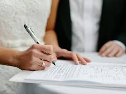 Marriage License Application Process