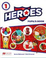 1r ANGLÈS HEROES PUPIL'S BOOK