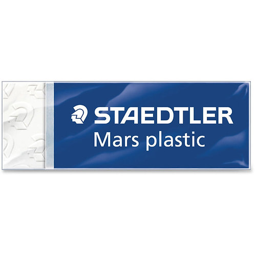 GOMA D'ESBORRAR STAEDTLER MARS PLASTIC