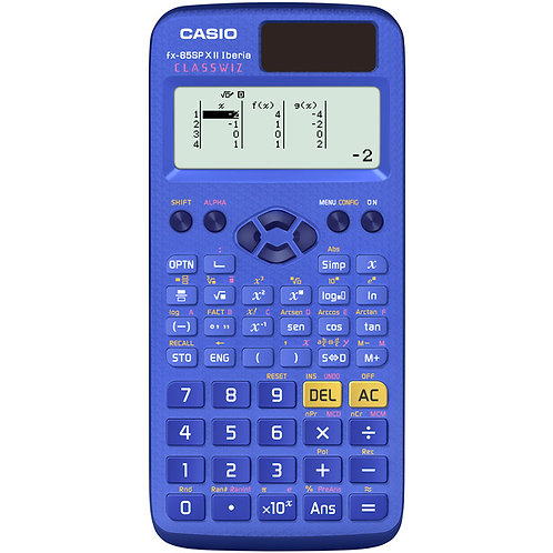 CALCULADORA CASIO FX85SP X II