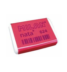 GOMA D'ESBORRAR MILAN NATA 624