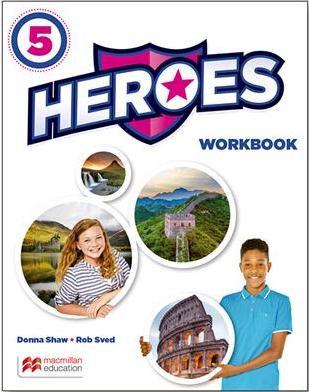 5è ANGLÈS HEROES 5 WORKBOOK